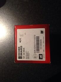 V w pads and discs for sale