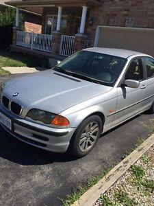 BMW for sale $3500 + rims and new winter tires installed!!