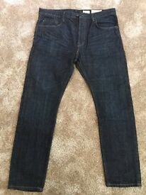 All Saints Jeans 34W Tapered