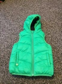 Green Gillet from Next
