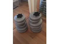 Weights - York Barbell Dumbells