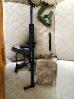 Tippman-A5 Egrip with Accessories