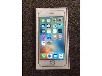 iPhone 6s 16gb on 02 Tesco giff gaff brand new