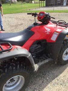 2011 Honda TRX500FMB ATV