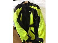 Weise Motorcycle jacket size 3XL great order