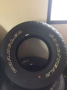 Goodyear fortitude HT 265 70R17