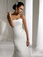 Beautiful Sophia Tolli Wedding Dress and Veil