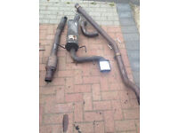 Vauxhall Astra VXR Remus Exhaust System Astra H Performance