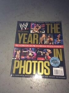 WWE The Year in Photos 2012