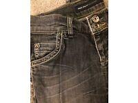 Miss Sixty 'Binky Vintage' 26 Slim fit Jeans