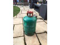 Gas patio bottle