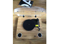 ion Max LP record player -