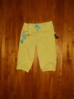 Old navy half pants for girls size 6-7