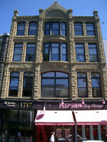 Downtown Halifax Commercial Loft Space