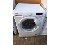 Hoover washer dryer 8+5kg good condition free delivery £120
