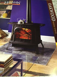 HARMON OAK SERIES WOOD STOVES