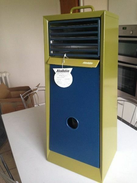**2 X UNUSED PARAFFIN HEATERS**ALADDIN**COLLECTION\DELIVERY**£49 EACH**BARGAIN**