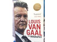 Louis van gaal book