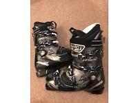Mens Atomic Hawk 100 ski boots