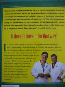 Three hard cover Dr. Oz books Prince George British Columbia image 7