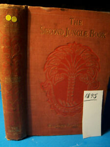 THE SECOND JUNGLE BOOK (RARE CLASSIC)