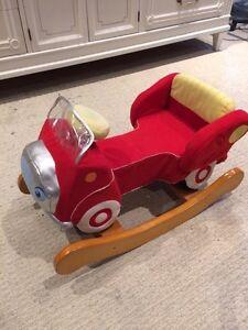 Toy rocker truck , boy truck
