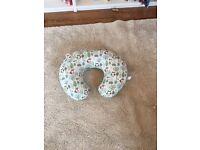 Boppy breastfeeding cushion