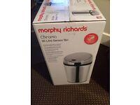 Morphy Richards sensor bins
