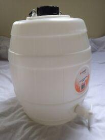 Youngs Homebrew Pressure Barrel 5 Gallon