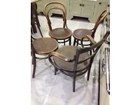 Bentwood Chairs - Can Deliver