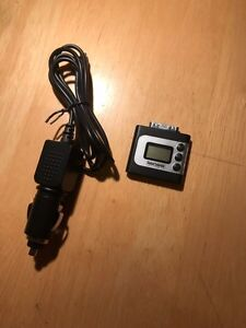 iBoss fm transmitter and charger