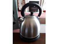 Stainless Steel Traditional Kettle - electric