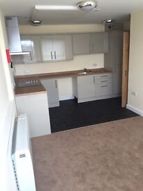 BRAND NEW 1 BED FLAT, CITY CENTRE unfurnished £525 pcm