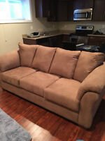 COUCH- NEVER USED