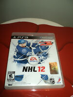 JEUX NHL 12 PlayStation USB