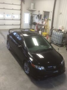 Honda Civic si 2008    8000$ West Island Greater Montréal image 1