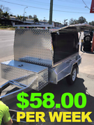 Take Home Layby!! 7x4 Tradesman Trailer 1400kg ATM. Rocklea Brisbane South West Preview