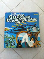 20 000 leagues under the sea game 1975 COMPLETE 70s