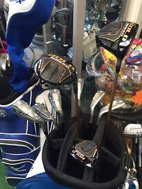 Benross gold max speed golf set (L@@K like new )
