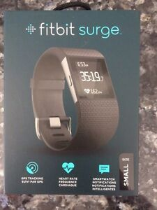 Fitbit Surge- Brand New