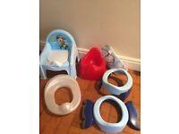 Reduced potty bundle
