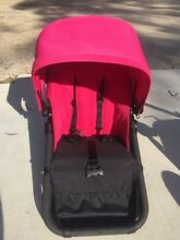 Bugaboo Cameleon Pram Hot Pink with extras Gaven Gold Coast City Preview
