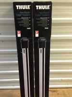 Barres de toit Neuves THULE 7602 + Fit Kit 3028, BMW Series 1-3