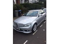 Mercedes C Class 2008, CDI 220, Automatic, Good Car