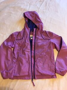 Girls Columbia Jacket - Size 10 / 12