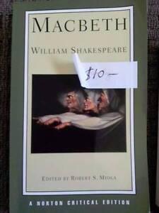 MacBeth, William Shakespeare Camillo Armadale Area Preview