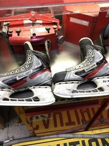 Bauer APX Men's skates 7D