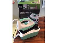 Steam Generator Iron - excellent condition barely used