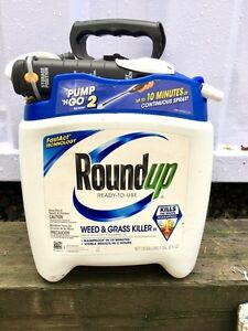1Gal Old School Original RoundUp Weed Control Spray
