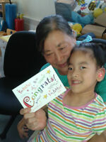 Nurse needed for a 5yrs old disable girl